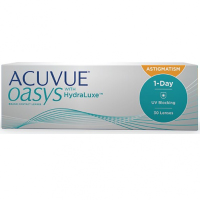 картинка 1-Day Acuvue Oasys For Astigmat. 30 шт.