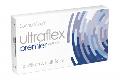 картинка Ultra Flex Premier multifocal (3 шт.)