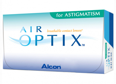 картинка Air Optix Aqua For Astigmat. (3 шт.)