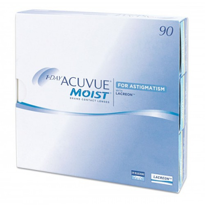 картинка 1-Day Acuvue Moist For Astigmat. (90 шт.)